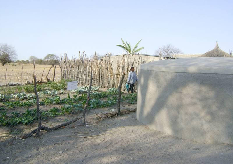 Rainwater Harvesting Cuve Waters